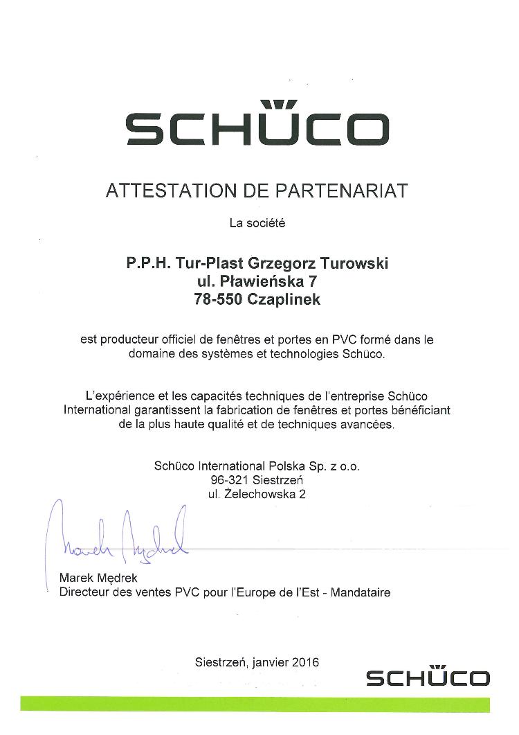 fenetres-pologne-certificat-schuco-partner