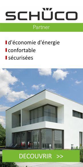 Fenetres economie d-energie de Pologne-SCHUCO